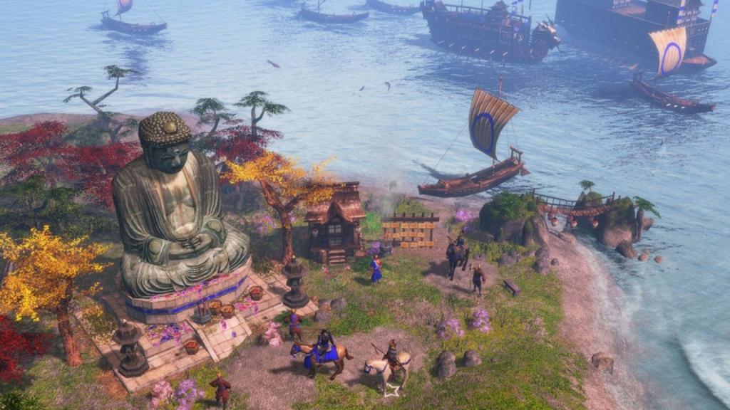 مايكروسوفت تعلن تأخير لعبة Age of Empires حتى 2018