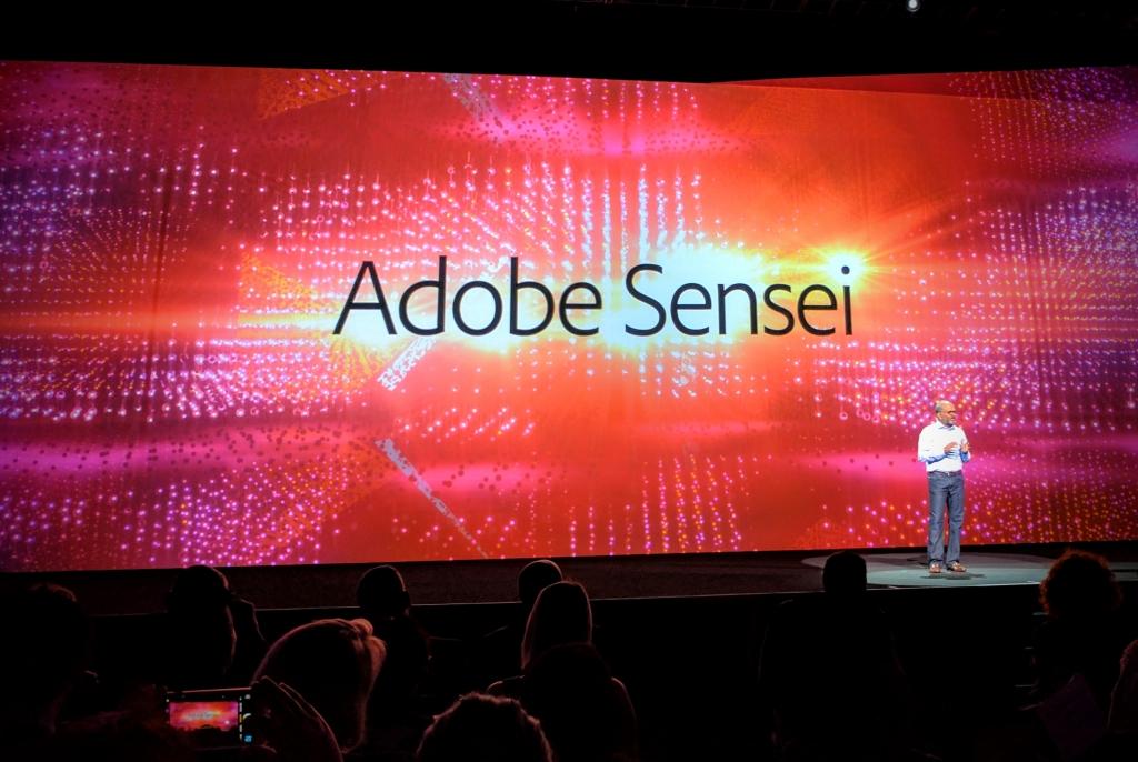 """""""سينسي"""" Sensei مُساعد رقمي من أدوبي لتحرير الصور وتصميم الواجهات بالأوامر الصوتية"""
