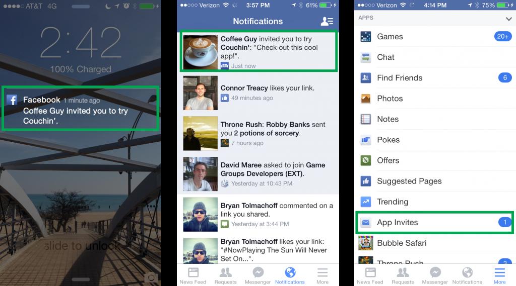 أخيرا فيس بوك تمنع التطبيقات والألعاب من إرسال الدعوات إليك