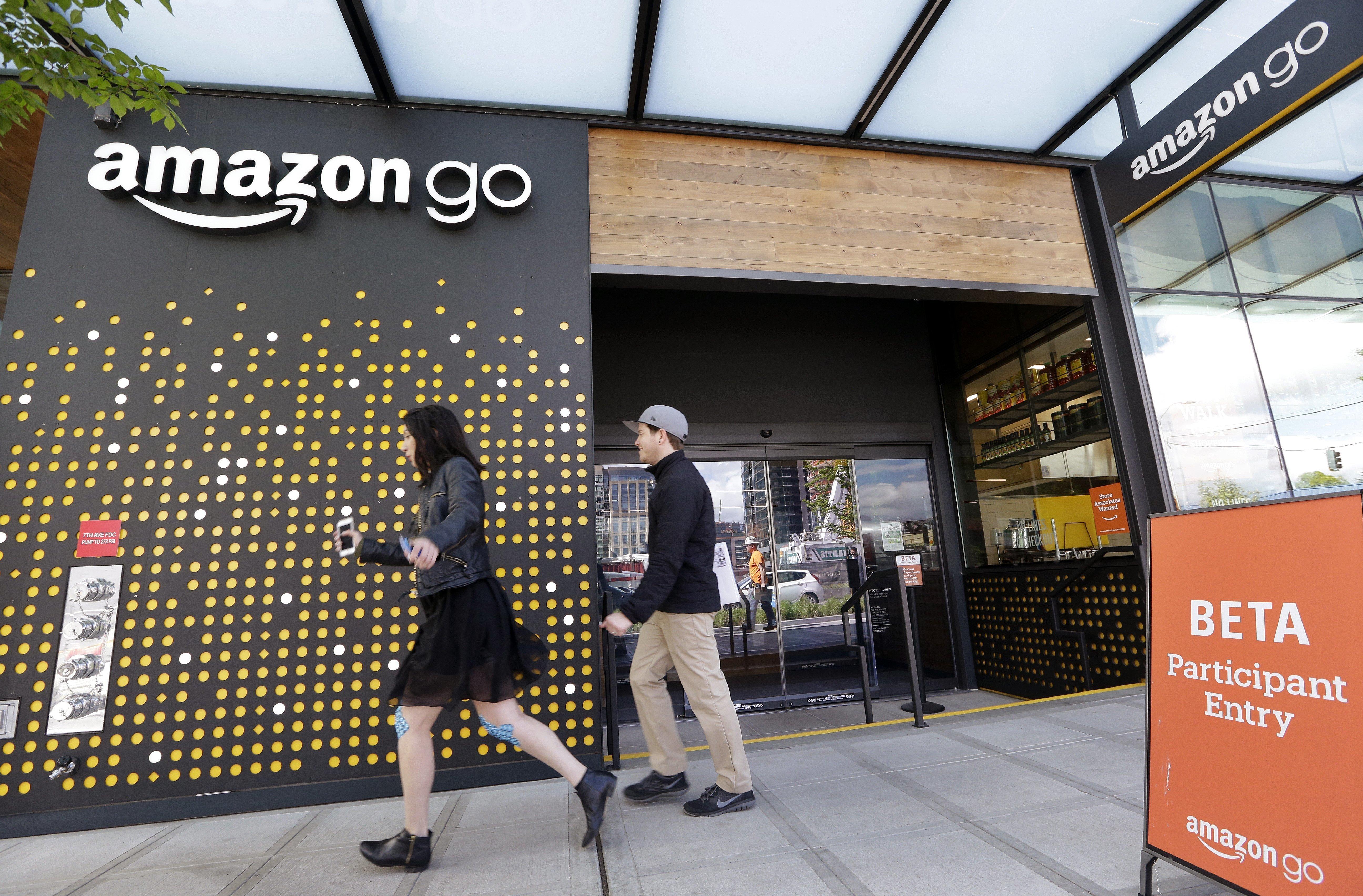 أمازون Amazon Go