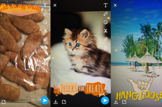 Snapchat now recognizes food, pets, and more when suggesting filters