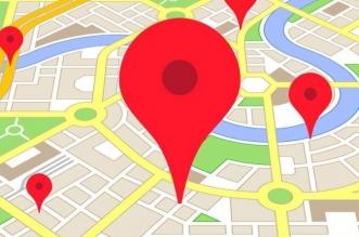الموقع الجغرافي أندرويد