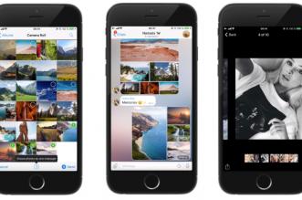 تيليجرام يدعم تجميع الصور المرسلة في ألبومات وتثبيت الرسائل