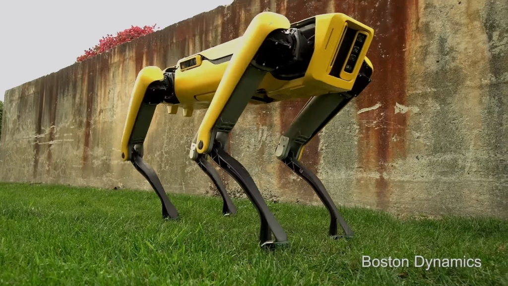 شركة Boston Dynamics تكشف عن روبوت SpotMini الجديد