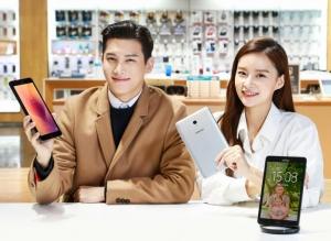 سامسونج تكشف عن الجهاز اللوحي Galaxy Tab A نسخة 2017