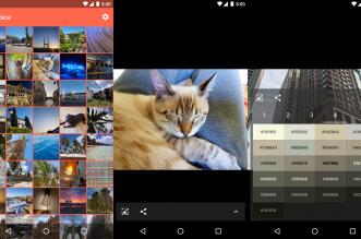 تطبيقGraphice لإستخراج الألوان الحقيقية في الصورة