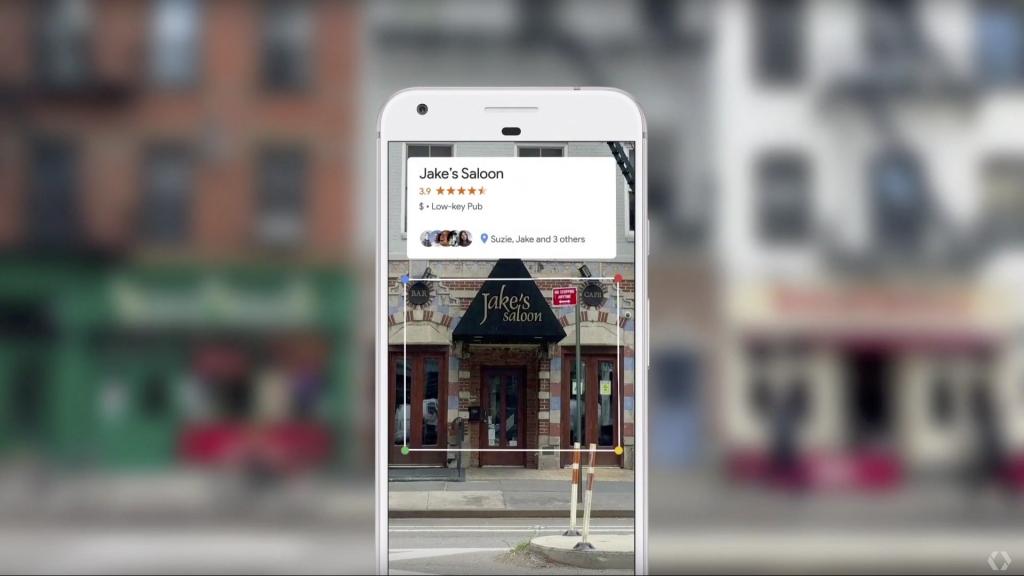 عدسات قوقل Google Lens تصل إلى مساعد الشركة الرقمي للبحث باستخدام الصور