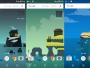 تطبيقPixelscapes يقدم لك 3 خلفيات مفعمة بالحركة