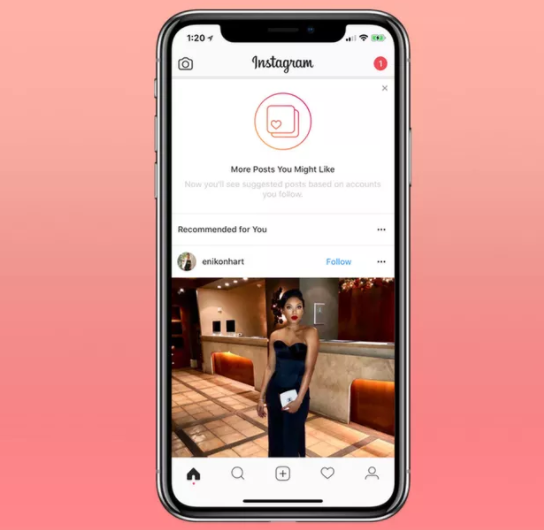 New Instagram test adds posts your friends like into your feed
