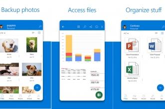 تحديثOneDrive لأندرويد يحصل على واجهة جديدة