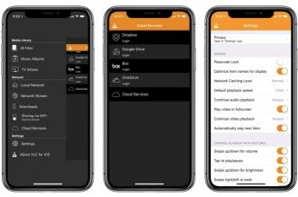 تحديث VLC على iOS يدعم الآن آيفون X ومقاطع فيديو 4K