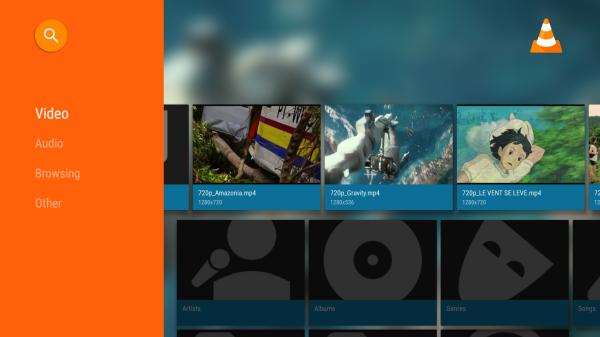 تحديث تطبيقVLC يأتي بتصميم جديد والدعم لفيديو 360 درجة