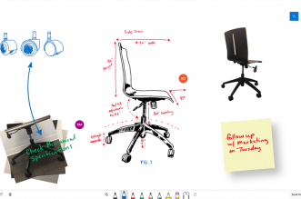مايكروسوفت Whiteboard
