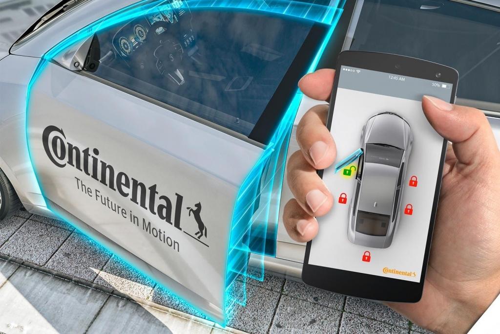 شركة Avis لتأجير السيارات تتيح استخدام الهاتف الذكي كمفتاح للتحكم بالسيارة