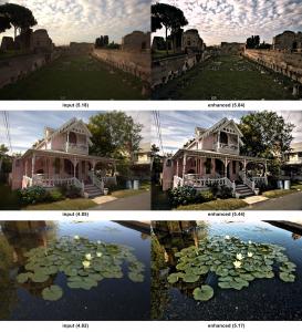 خوارزميات صور قوقل