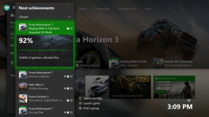 Xbox One's latest update includes a do not disturb mode so your friends can't annoy you
