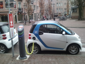 السيّارات الكهربائية