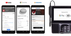 دمج خدمتي أندرويد باي و Google Wallet في خدمة واحدة تسمى Google Pay