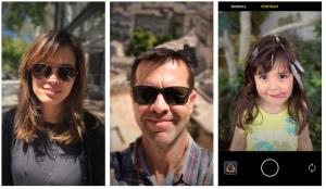 تطبيق HeroShotلتجربة تأثير العزل على صورك في آيفون