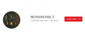 يوتيوب قنوات فنّية