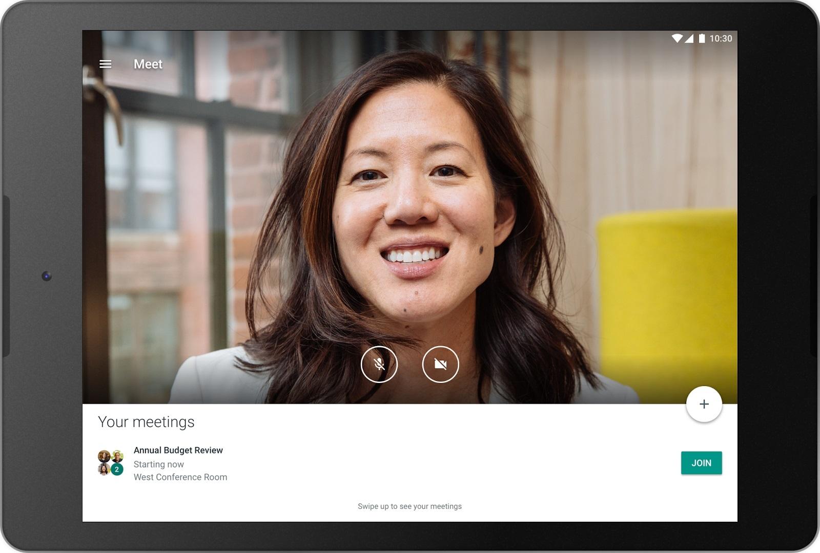 جوجل تمدد فترة خدماتها المجانية المتقدمة للمكالمات المرئية الجماعية - عالم التقنية