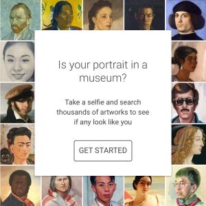 تطبيق Arts & Culture من قوقل يبحث الآن عن شبيهك الفني في اللوحات الشهيرة