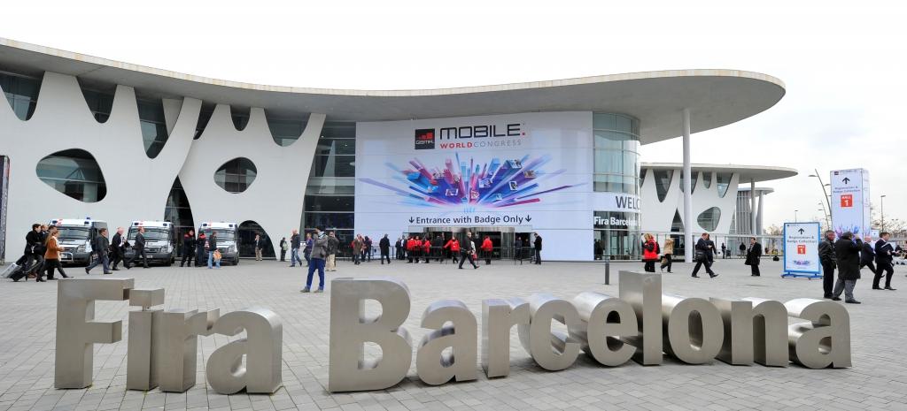 معرض برشلونة MWC