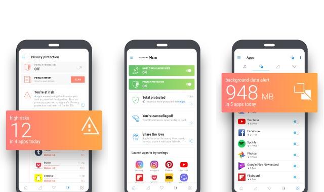 سامسونج تطلق تطبيقها Samsung Max لحفظ الخصوصية والبيانات