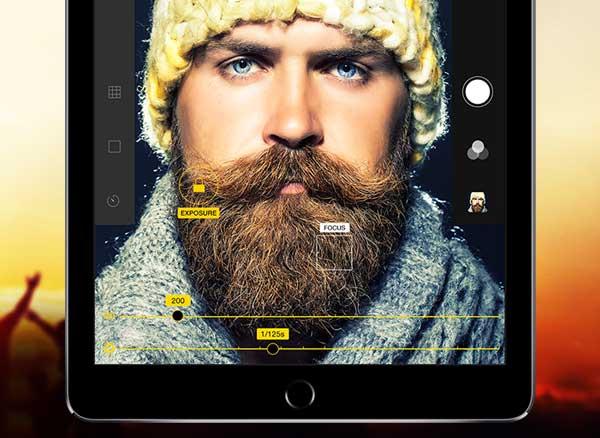 تطبيق الكاميرا ومحرر الصور Warmlight مجاني لفترة محدودة على iOS