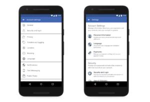 فيسبوك تستجيب لأزمة الخصوصية وتُسهّل الوصول لأدواتها