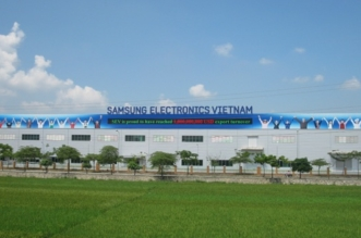 Samsung Electronics to expand production in Vietnam