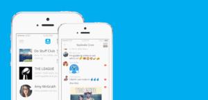 تحديث تطبيقGroupMe على iOS يَحُلّ مشكلة التحقق بخطوتين