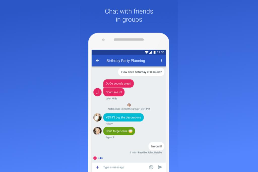 Chat خطة قوقل القادمة لتخطي مشاكل تطبيقاتها الخاصة بالمراسلة