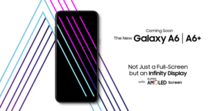 الكشف عن مواصفات هاتفي Galaxy A6 وA6+ بكاميرا مزدوجة وسعر منخفض