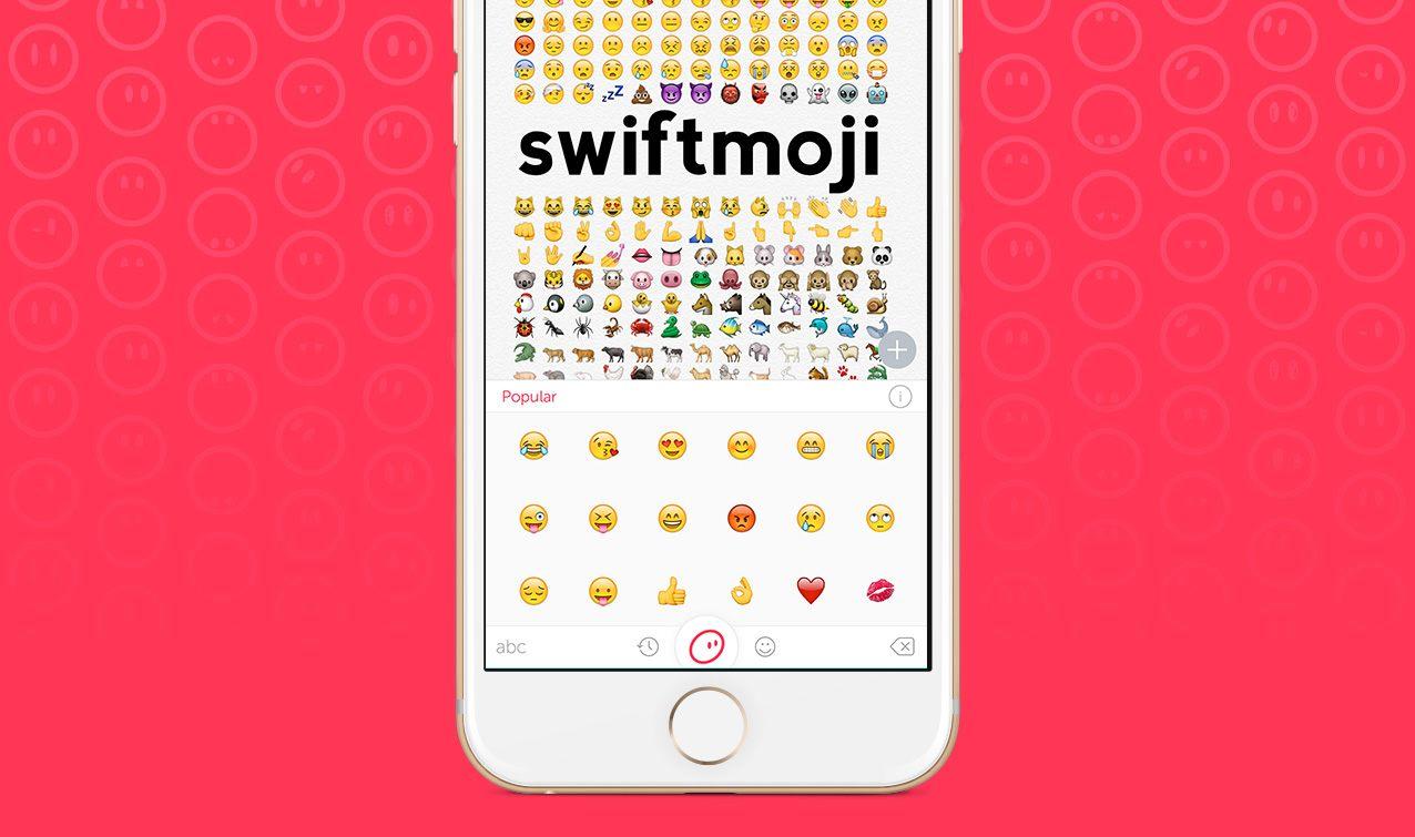 شركة SwiftKey تُوقف الدعم لتطبيقهاSwiftmoji