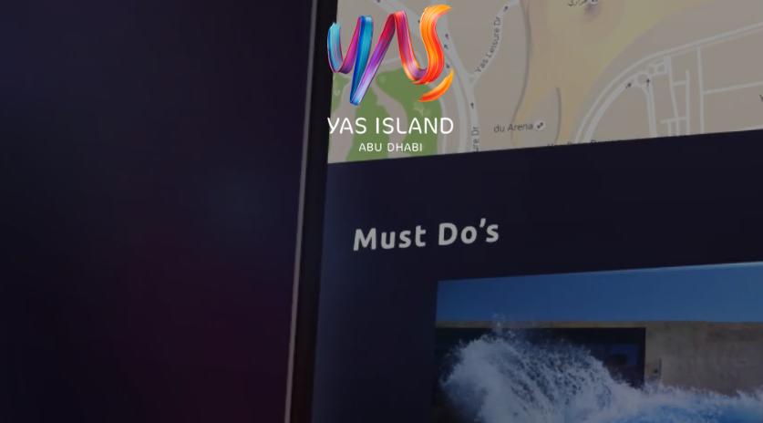 جزيرة ياس تُطلق تطبيقها الرسمي على أندرويد و iOS