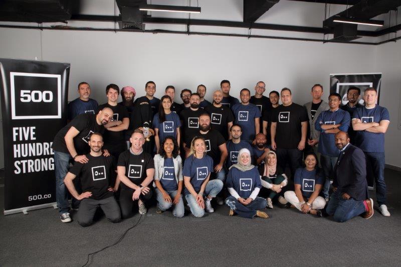 Portfolio Companies with International Team of 500 Startups Mentors (1)