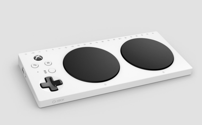 Microsoft's new Xbox controller for accessibility