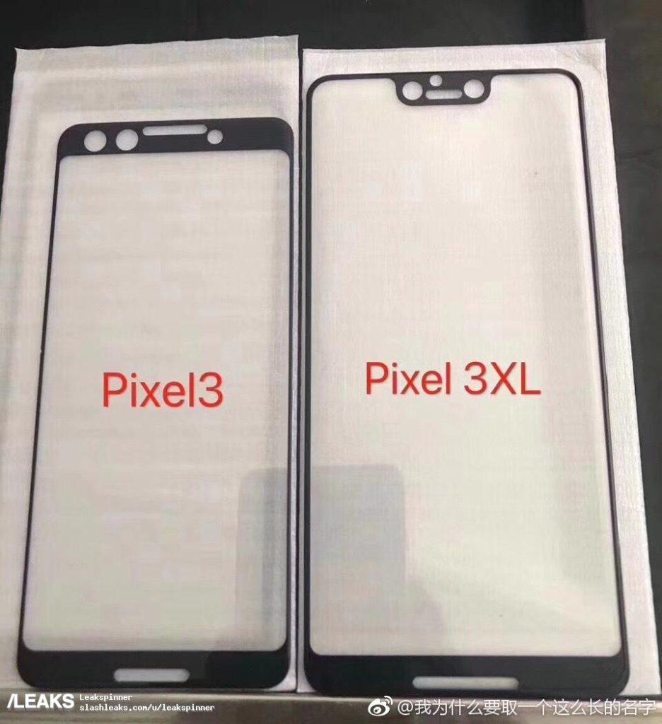 تسريب صور زجاج الحماية الخاص بهواتف بكسل 3 يكشف عن شكل الهاتف