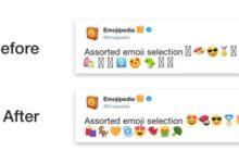 رموز ايموجي تويتر أصبحت متاحة لمستخدمي أندرويد