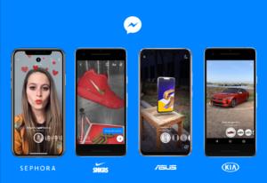 فيسبوك تُطلق أداة للواقع المعزز وأخرى للترجمة الفورية على منصة ماسنجر