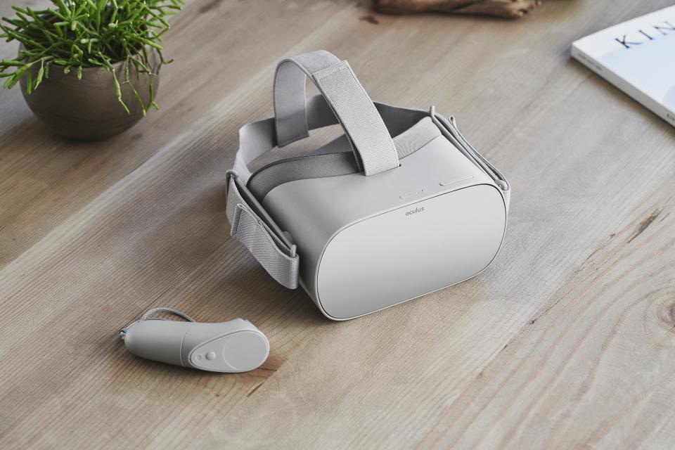 فيس بوك توقف بيع أرخص خوذة واقع افتراضي Oculus Go