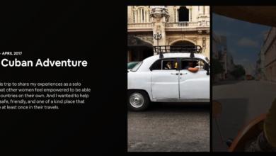 خاصية القصة قادمة لتطبيق Airbnb الخاص بالسفر والرحلات
