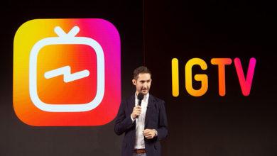 إنستقرام تطلق IGTV رسمياً لتتيح للمستخدمين صناعة ومشاهدة الفيديوهات الطويلة