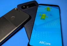 تطبيق ARCore يدعم المزيد من هواتف سوني وهواوي والمزيد
