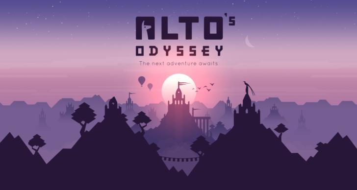 أخيرًا إطلاق الإصدار الرسمي لـ لعبة Alto's Odyssey يوم 26 يوليو على أندرويد