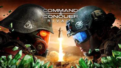 لعبةCommand & Conquer: Rivals متوفّرة بالآن بالإصدار الأولى في أندرويد