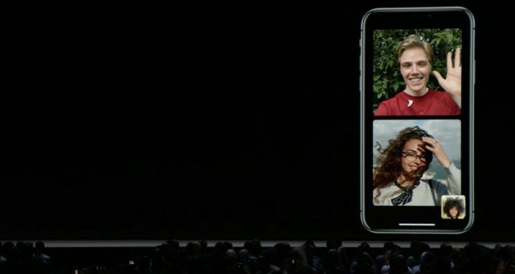تطبيق FaceTime سيدعم المكالمات الجماعية
