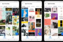 أدوبي تُقدّم تطبيقها الجديدAdobe Spark وتُحدّث تطبيقهاLightroom