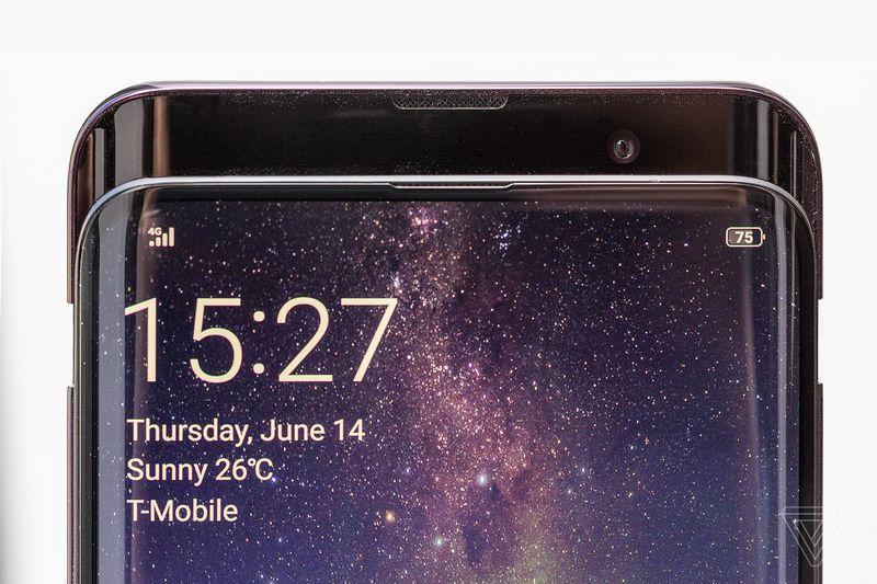 أوبو تكشف عن هاتف Find X بشاشة كاملة وكاميرا أمامية متحركة